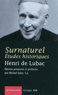 Surnaturel : études historiques