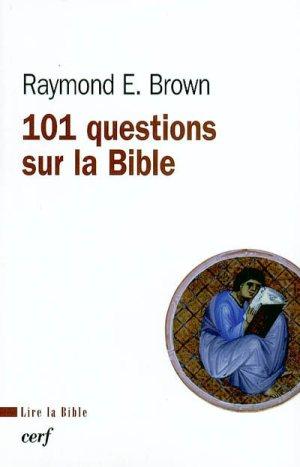 101 questions sur la Bible