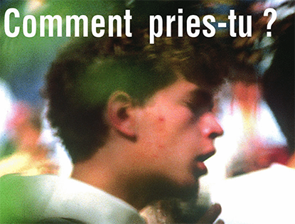 Comment pries-tu ?
