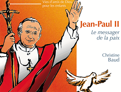 Jean-Paul II, le messager de la paix