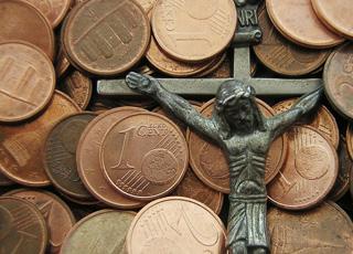 L'argent empêche-t-il d'être sauvé ?