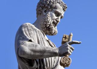 La primauté de Pierre et de ses successeurs est-elle voulue par le Christ ?