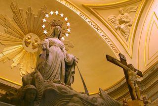 Qu'a voulu dire l'Église en déclarant que Marie a été conçue sans péché ?
