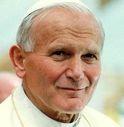 saint Jean-Paul II synthétisée par Aleteia