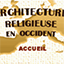 Architecture religieuse en Occident