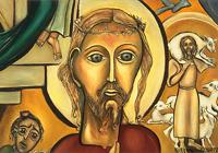 La Passion selon saint Jean, fresque théologique