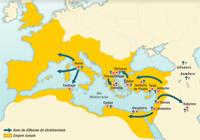 Les premières communautés chrétiennes (audio)