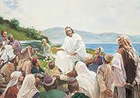 Quand Jésus parle au masculin-féminin