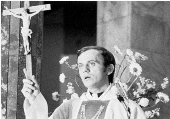 Vers la canonisation du Père Popieluszko