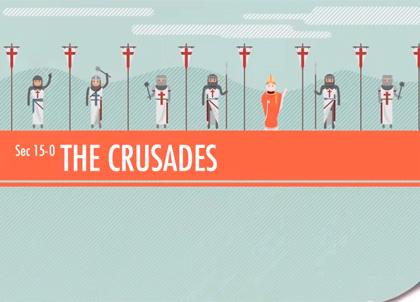 Les croisades en 10 minutes
