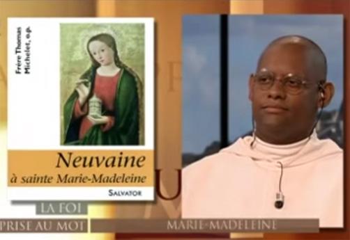 «La Foi prise au mot» : Marie-Madeleine