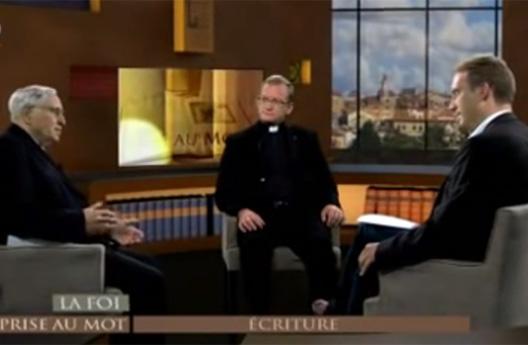 «La Foi prise au mot» : l'Écriture