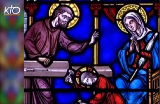 Sur les pas de saint Joseph