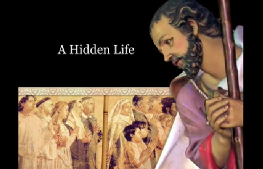 Saint Joseph : a hidden life from who cares about the Saints