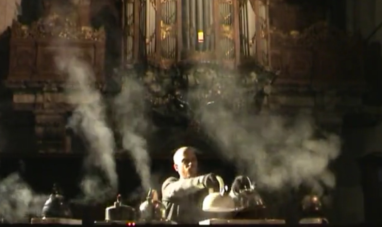 Steam Organ (orgue à vapeur)
