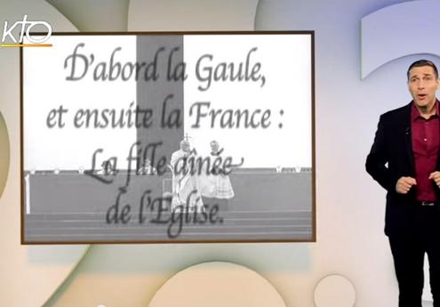 Pourquoi la France est-elle la «fille aînée de l'Église» ?