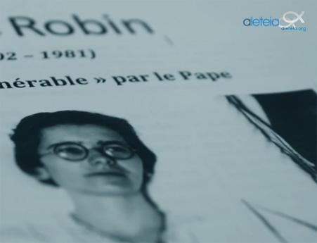 Marthe Robin, un témoin qui nous encourage à être saint