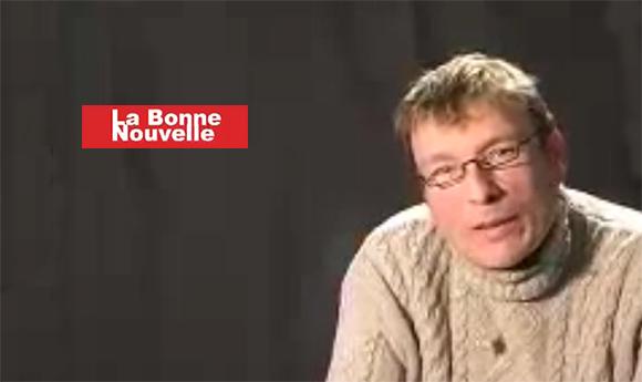 Laurent Gay : « Dieu m'a libéré en prison »