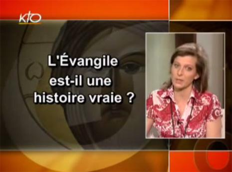 L'�vangile est il une histoire vraie ?