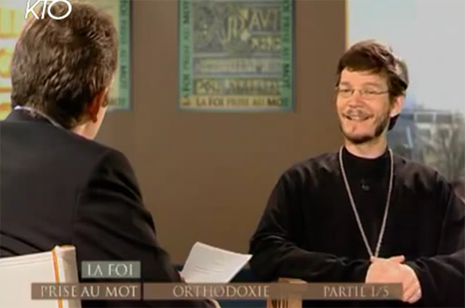 «La Foi prise au mot»: l'orthodoxie