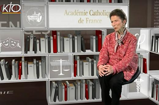 Académie catholique de France : Colette Nys-Masure