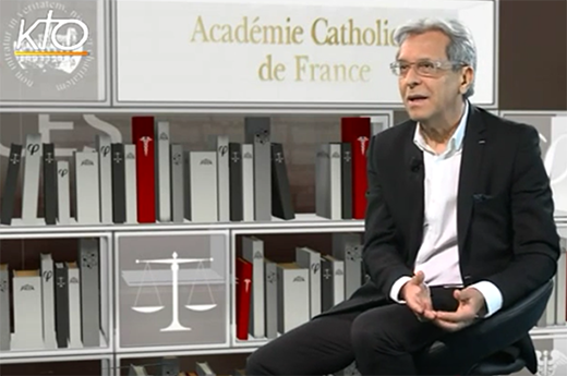 Académie catholique de France : Alain Vircondelet