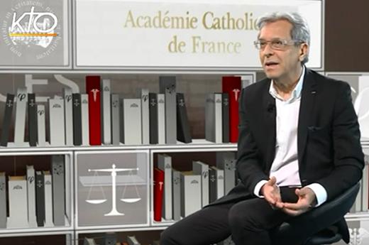 Académie catholique de France : Alain Vircondelet