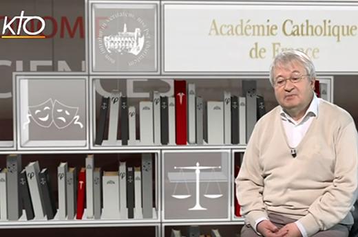 Académie catholique de France : Michel Morange