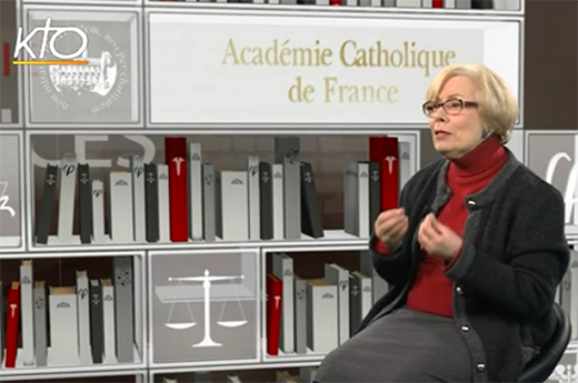 Académie catholique de France : Maria Villela-Petit