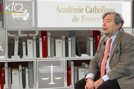 Académie catholique de France : Pierre Cahné