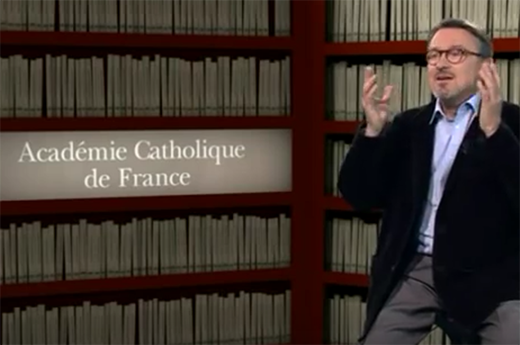Académie catholique de France : Roger Garin