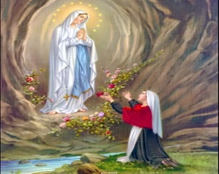 Bernadette and the Miracle at Lourdes