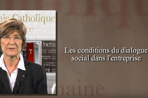 Académie catholique de France : Madame de la Garanderie