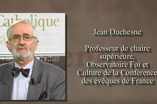 Jean Duchesne : Sommes-nous désormais une minorité ?