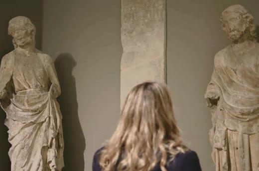 L'esprit de saint Jacques au musée de Cluny