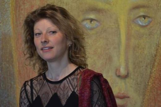 Frédérique Lemarchand : De la peinture au Divin